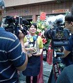 媒體報導不斷炊的愛作者洪惠雀