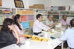 雲南文史館至蘭臺出版社參訪座談12